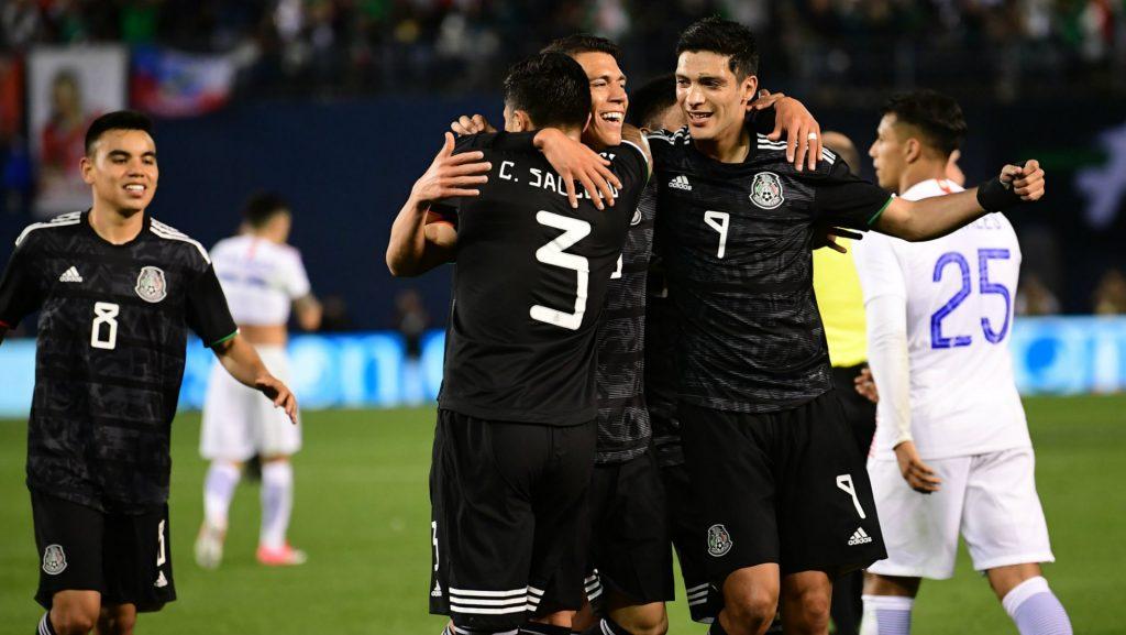 La selección mexicana se impone a Paraguay Hector Moreno 1 1024x577