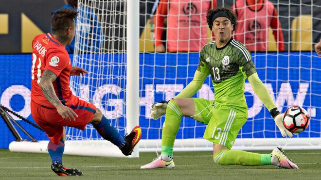 La selección mexicana, con cuentas pendientes ante Chile memo