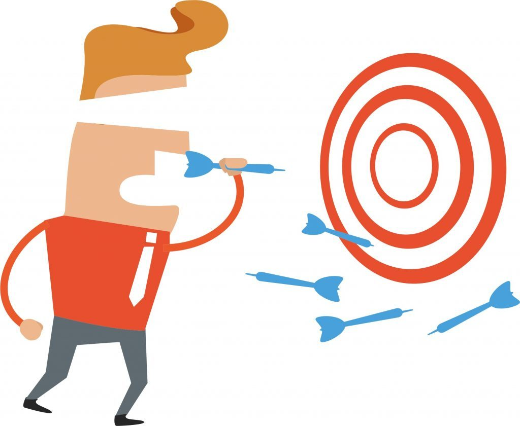 ¿Qué son los objetivos estratégicos de una empresa? objeivo 1024x840