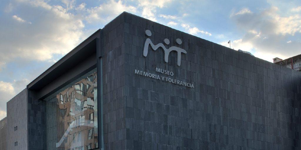 La IBERO presenta programa de Justicia Transicional y Derechos Humanos Museo Memoria y Tolerancia 1024x512