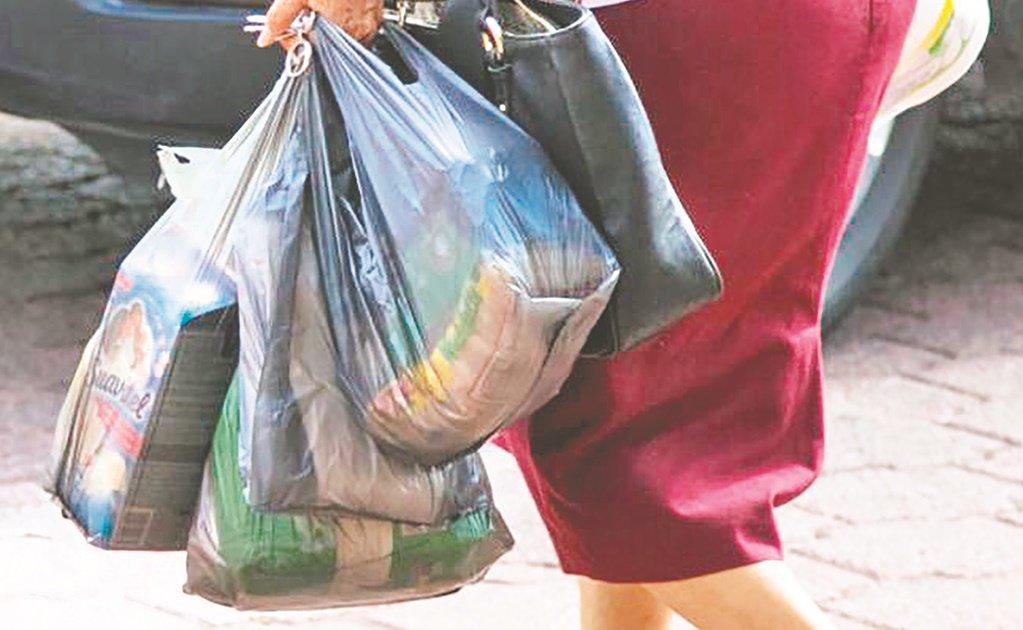 CDMX pondrá su granito de arena con el ambienté, prohibirá plásticos en el 2020 bolsas plastico