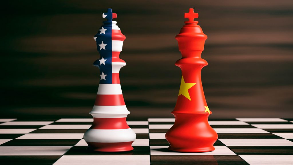 ¿Cómo afectará la Guerra Comercial entre Estados Unidos y China a México? estados unidos china comercio 1024x576