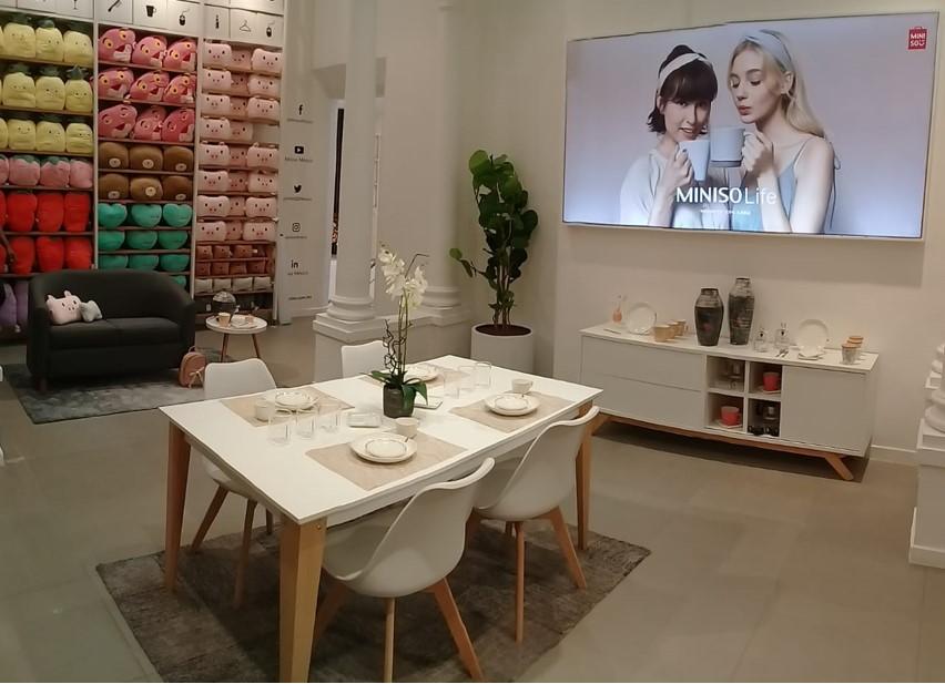 MINISO conquista la península de Baja California y abrirá 13 tiendas nuevas tienda miniso