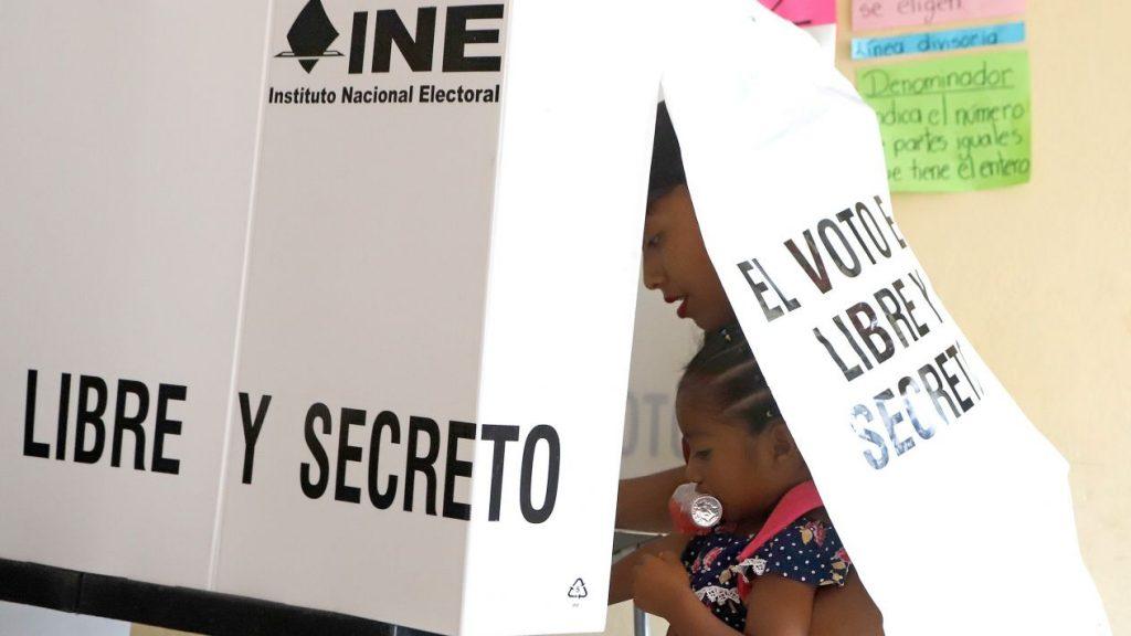 Miguel Barbosa nuevo gobernador de Puebla, así revelo el conteo rápido del INE Ine 1024x576