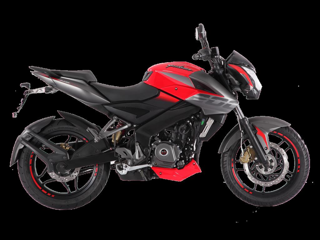 Consejos para rodar en temporada de lluvia Moto NS 200 FI r 1024x768