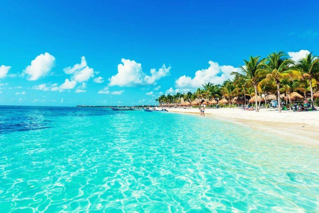 3 Paraísos en México Playa del Carmen 1024x684