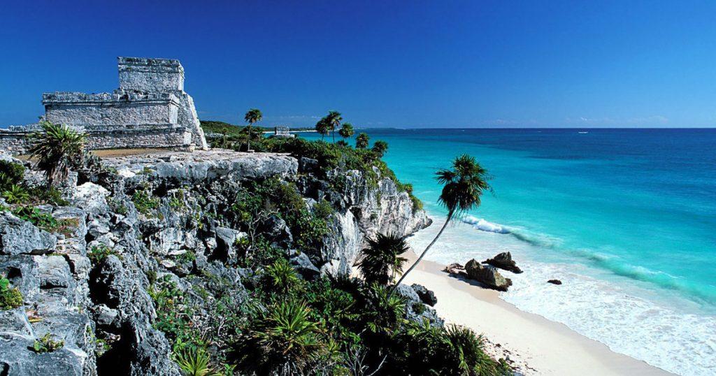 3 Paraísos en México Tulum 1024x538