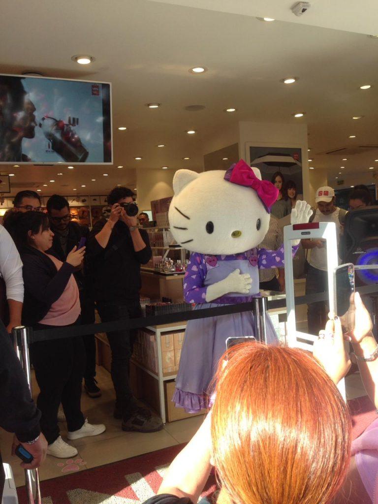 MINISO rompe récord con Hello Kitty presentacion Miniso 768x1024