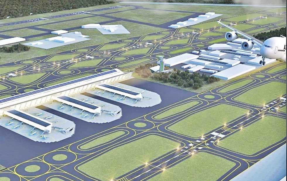 Suspende Tribunal el Nuevo Aeropuerto de Santa Lucía santalucia aeropuerto p