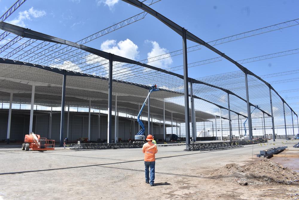 El Parque Industrial Platah AVANZA LA CONSOLIDACIÓN DE EMPRESAS ANUNCIADAS POR EL GOBERNADOR OMAR FAYAD MENESES 4