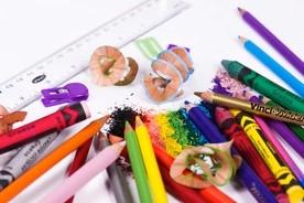 Lo que no sabías de los lápices de colores colores