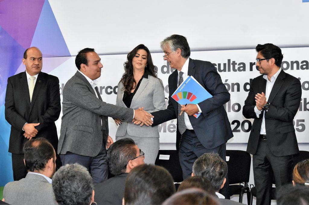 INAUGURA TITULAR DE LA SEPPEH FORO DE CONSULTA REGIONAL DE LA ONU foro1 1024x682