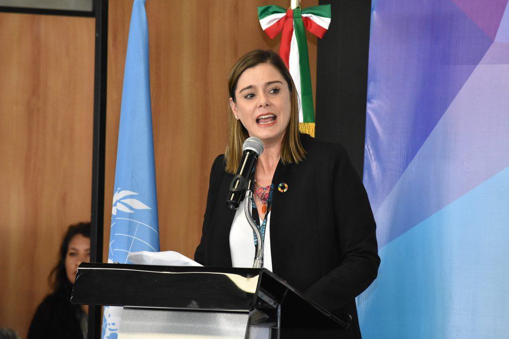 INAUGURA TITULAR DE LA SEPPEH FORO DE CONSULTA REGIONAL DE LA ONU foro3 1024x682