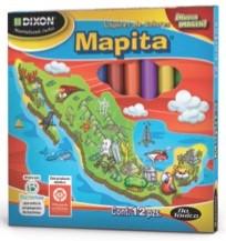 Lo que no sabías de los lápices de colores mapita