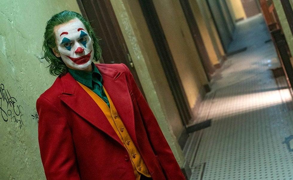 Joker recibió ovación 8 minutos en Venecia. jokr