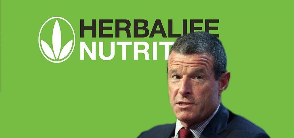 """HERBALIFE NUTRITION LANZA LA INICIATIVA """"NUTRICIÓN PARA HAMBRE CERO"""" michel o johnson presidente y ceo de herbalife nutrition 1024x481"""