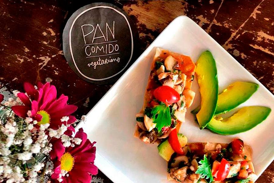 7 restaurantes veganos que debes conocer Somos empesarias 7 restaurantes veganos que debes conocer Pan Comido Roma 1