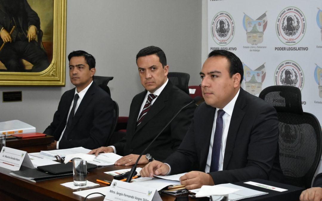 COMPARECE TITULAR DE SEDECO ANTE DIPUTADOS DE LA COMISIÓN DE DESARROLLO ECONÓMICO DE LA LXIV LEGISLATURA
