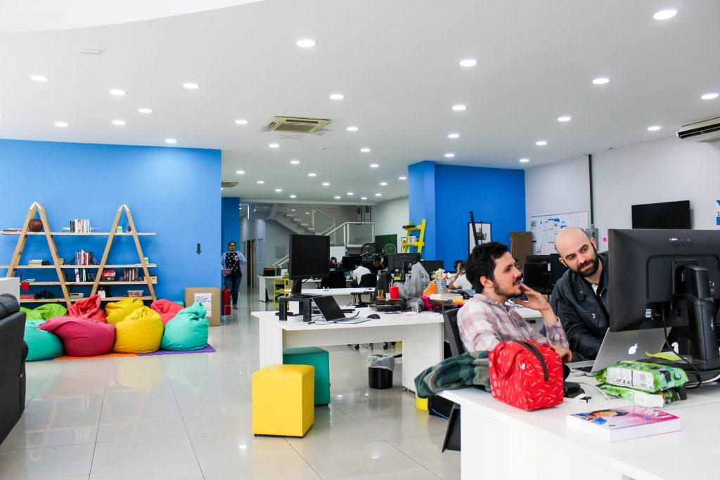GetNinjas anuncia resultados de su primer año en México: 10 mil proveedores registrados, 35 mil solicitudes y 20 millones de pesos en ingresos oficina GetNinjas 1024x683